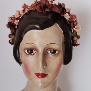 Vintage Haarreif Herbsttraum